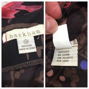 harkham Tops - HARKHAM Silk Tank Top